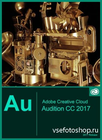 Adobe Audition CC 2017.1 10.1.0.174 Portable