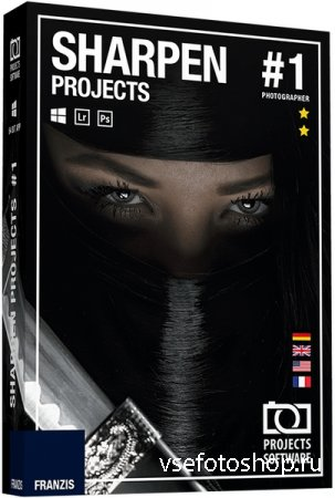 Franzis SHARPEN Projects Photographer 1.19.02658 + Rus