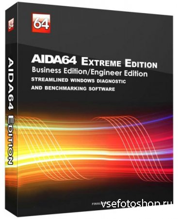 AIDA64 Extreme / Engineer / Business / Network Audit Edition 5.92.4300 Fina ...