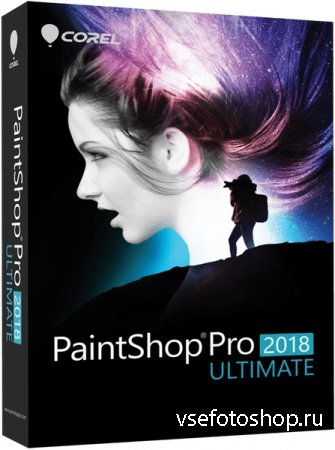 Corel PaintShop Pro 2018 20.0.0.132 Ultimate
