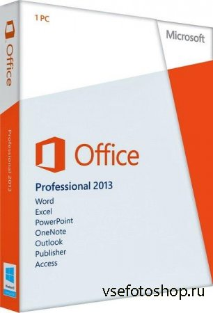 Microsoft Office 2013 SP1 Pro Plus / Standard 15.0.5007.1000 RePack by KpoJIuK (2018.02)