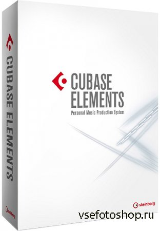 Steinberg Cubase Elements 9.5.20 Build 144