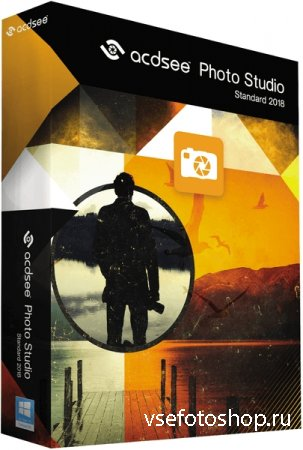 ACDSee Photo Studio Standard 2018 21.2 Build 818 RePack by KpoJIuK