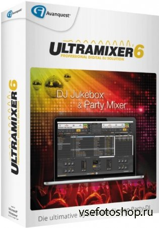 UltraMixer Pro Entertain 6.0.3