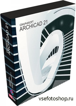 GraphiSoft ArchiCAD 21 Build 6003