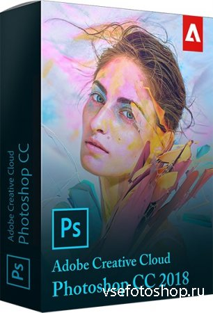 Adobe Photoshop CC 2018 19.1.5 RePack by PooShock
