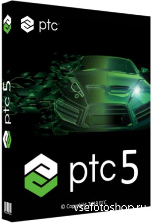 PTC Creo 5.0.1.0 + HelpCenter
