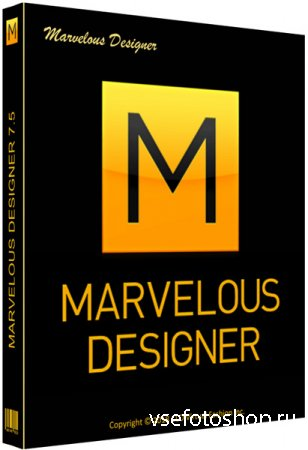 Marvelous Designer 7.5 Enterprise 4.1.100.33300