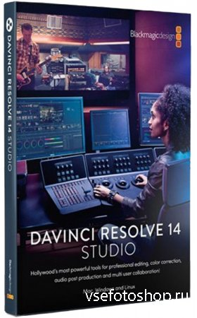 Blackmagic Design DaVinci Resolve Studio 14.3.1