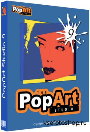 Pop Art Studio 9.1 Batch Edition