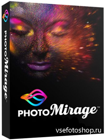 Corel PhotoMirage 1.0.0.167 + Rus