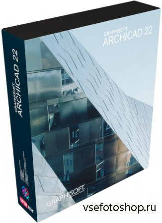 GraphiSoft ArchiCAD 22 Build 3009