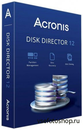 Acronis Disk Director 12 Build 12.0.96 RePack by KpoJIuK + BootCD