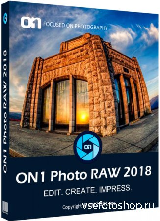 ON1 Photo RAW 2018.5 12.5.2.5688