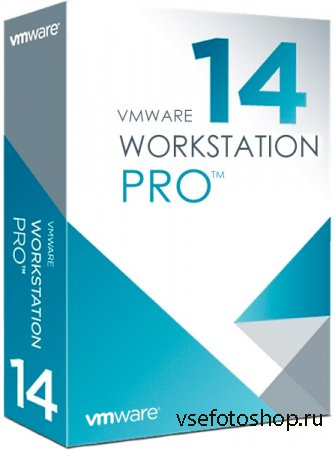 VMware Workstation 14 Pro 14.1.3 Build 9474260 + Rus + RePack by KpoJIuK