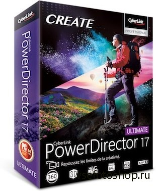 CyberLink PowerDirector Ultimate 17.0.2029.0