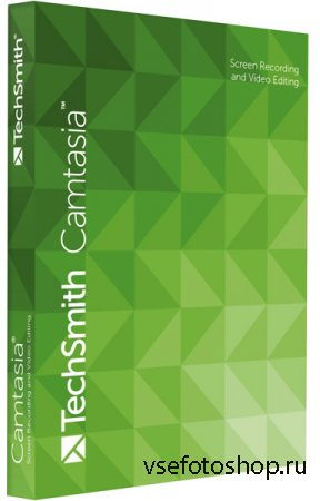 TechSmith Camtasia 2018 18.0.3.3747 RePack by KpoJIuK