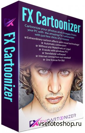 FX Cartoonizer 1.1.1