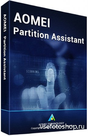 AOMEI Partition Assistant 7.5 Retail All Editions