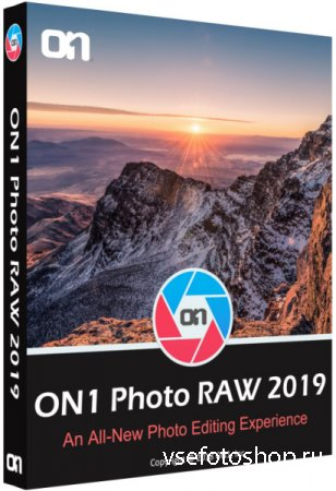 ON1 Photo RAW 2019 13.0.0.6139