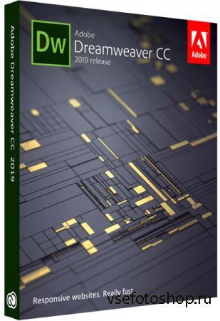 Adobe Dreamweaver CC 2019 19.0.0.11193 Portable by punsh