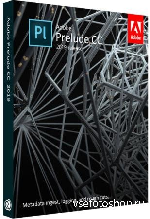 Adobe Prelude CC 2019 8.0.1.31 by m0nkrus