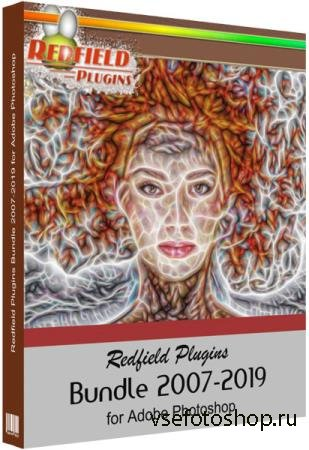 Redfield Plugins Bundle 2007-2019 for Adobe Photoshop (01.2019)