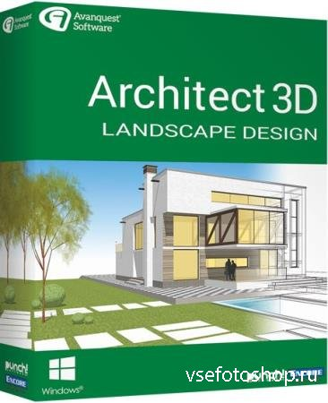 Architect 3D Landscape Design 20.0.0.1022