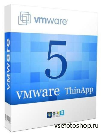 VMWare ThinApp 5.2.5 Build 12316299 Portable