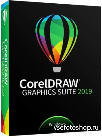 CorelDRAW Graphics Suite 2019 21.0.0.593 Portable by Alz50