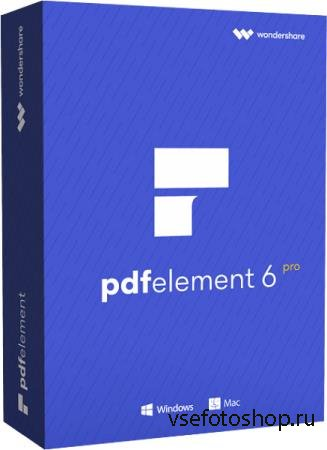 Wondershare PDFelement Professional 6.8.9.4193