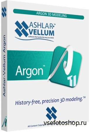 Ashlar-Vellum Argon 11 SP0 Build 1111 Portable by Alz50