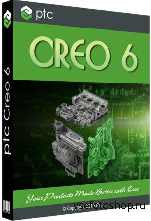 PTC Creo 6.0.3.0 + HelpCenter