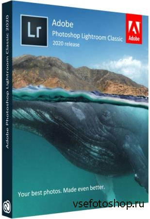 Adobe Photoshop Lightroom Classic 2020 9.2.1.20 RePack by Pooshock